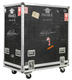 1030: ELP Carl Palmer Original Concert Tour Used Road Case W/ Recording Equipment & Recordings
