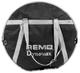 1137: ELP Carl Palmer Owned & Used Remo Dynamax Cymbal Bag