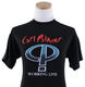 1165: ELP Carl Palmer 2010 - 2016 Lot of 3 Rare Concert Tour T-Shirts