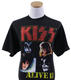KISS 2010's Lot of 4 Official Merchandise T-Shirts (X-Large)