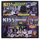 KISS 2016 'Unmasked' Stage & Action Figures Convention Exclusive Box Set #2