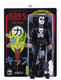 1213: KISS Gene Simmons 2017 'Hotter Than Hell' Figures Toy Co. Deluxe Blood Spitting 'The Demon' Action Figure
