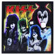 1221: KISS 2017 'Time To Rock' Bradford Exchange Wall Clock w/ Lights & Motion