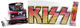 1233: KISS Large Lot of Official Merchandise Collectibles