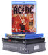 1248: AC/DC Lot of 6 Official DVDs