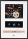 1275: The Beatles Ringo Starr 2010 Autographed Collectible Framed Art Display