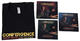 Dave Weckl & Jay Oliver 2014 'Convergence' CD, DVD & T-shirt Lot