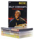 Billy Cobham 2004 - 2005 Lot of 5 Collectible Concert & Instructional DVDs