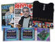 Steve Gadd T-shirt, Magazines & CD Lot