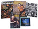 Journey Steve Smith Collectibles Lot CD, DVD, Magazines & Brochure