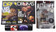 1427: Metallica Lars Ulrich Doll, Magazines & Poster Lot