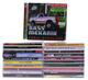 Dance, Bass, House, Trance, Rap Collection of 21 Sound Library Samples CDs