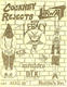 Cockney Rejects Hawaii Legacy 8-1985 Ruthie's Inn East Bay Area Thrash-Metal Concert Handbill