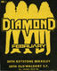 Diamond 1986 Original East Bay Area Heavy-Metal Concert Handbill Testament