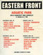 Eastern Front Festival 1984 Slayer Exodus East Bay Area Thrash-Metal Concert Handbill