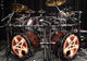 Anthrax Charlie Benante 2010 - 2012 Big 4 / Worship Tour Used Tama Drum Kit