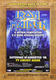 Iron Maiden 2008 Somewhere Back In Time World Tour Netherlands Concert Poster