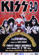 KISS Buckcherry 1999 Original Brussels, Belgium Concert Poster