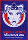 Girlschool 2015 San Francisco, CA Original Concert Poster