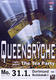 Queensryche 2000 Dortmund, Germany Original Concert Poster