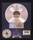 Kiss Eric Carr RIAA Destroyer Gold Record Award