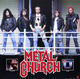 Metal Church 1986 Fully Band Signed 'The Dark' Promotional Poster