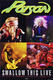Poison 1991 Lot of 2 'Swallow This' Capitol Records Promotional Posters