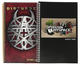 Disturbed 2002 - 2008 Lot of 2 Tour Itineraries