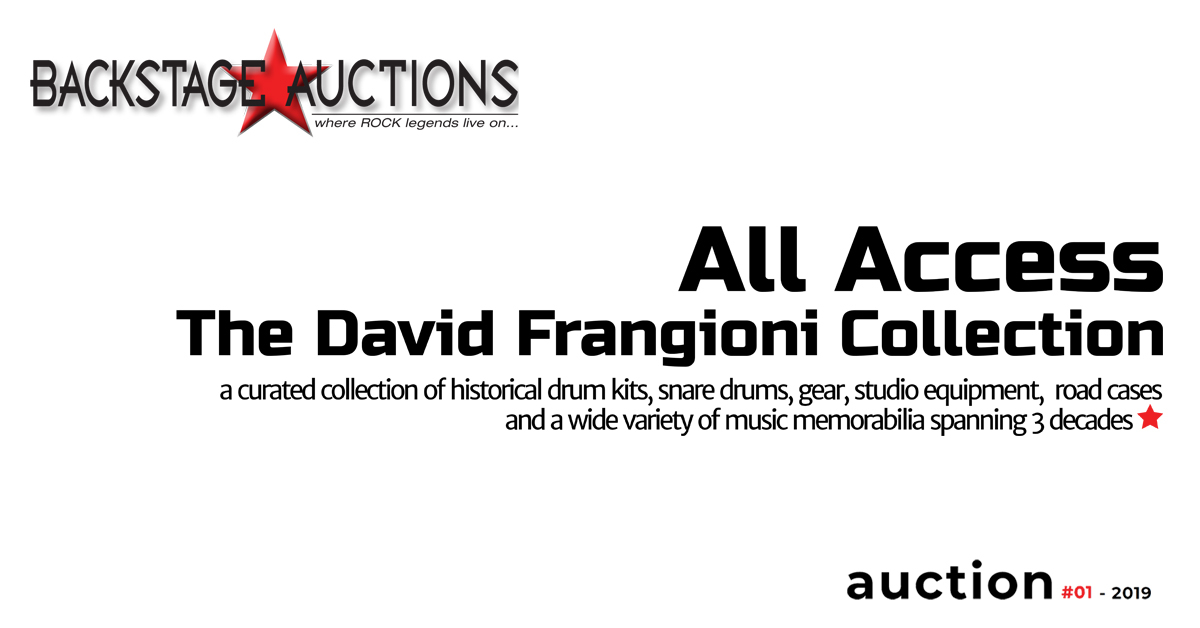 The David Frangioni Collection